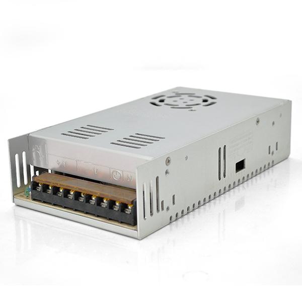 Купить Импульсный блок питания YOSO 5В 60А (300Вт) S-300-5 перфорированный Q36 (204*115*55) 0,68 кг (200*110*50)
