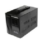 Купить Стабилизатор напряжения симисторный LUXEON EDR-1000, 1000VA, 700ВТ, 90-260V, 220 В±3-7%, 1 Shuko, Металл, Black