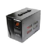 Купить Стабилизатор напряжения симисторный LUXEON EDR-2000, 2000VA, 1400ВТ, 90-260V, 220 В±3-7%, 2 Shuko, Металл, Black