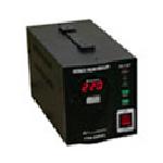 Купить Стабилизатор напряжения релейный LUXEON SVR-2000, 2000VA, 1400ВТ, Analog, 6 ступеней, 140-260V, 220 В± 7%, 3 Shuko, Металл, White