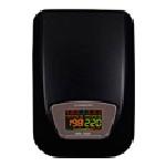 Купить Стабилизатор напряжения симисторный LUXEON EDR-3000, 3000VA, 2100ВТ, 90-260V, 220 В±3-7%, 2 Shuko, Металл, Black