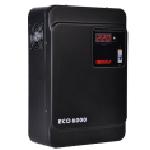 Купить Стабилизатор напряжения настенный релейный LUXEON SW-2000, 2000VA, 1400ВТ, LED, 6 ступеней, 120-275V, 220 В± 7%, 2 Shuko, Металл, White