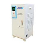 Купить Стабилизатор напряжения сервоприводный LUXEON A1S-15kVA, 15000VA, 10500ВТ, LCD, 6 ступеней, 140-260V, 220 В± 3%, клемы, Металл, White