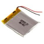Купить Литий-полимерный аккумулятор 3*23*65mm (450mAh 3,7V)