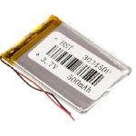 Купить Литий-полимерный аккумулятор 3*28*30mm (420mAh 3,7V)