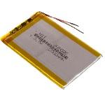 Купить Литий-полимерный аккумулятор 3*40*55mm (1000mAh 3,7V)