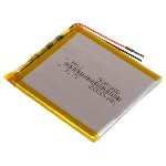 Купить Литий-полимерный аккумулятор 3*53*140mm (3500mAh 3,7V)