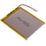 Купить Литий-полимерный аккумулятор 3*63*65mm (2000mAh 3,7V)