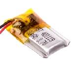 Купить Литий-полимерный аккумулятор 4*12*35mm (250mAh 3,7V)