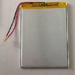 Купить Литий-полимерный аккумулятор 4*63*65mm (2500mAh 3,7V)