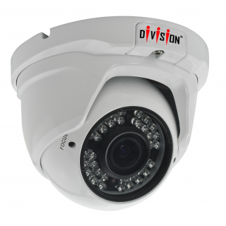 Купить IP  видеокамера 2,43 МП  купольная уличная вариофакальная DE-225VFIR36IP  SONY Exmor IMX322