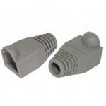 Купить Патч-корд литой RITAR, CCA, UTP, RJ45, Cat.5e, 1m, серый Q600