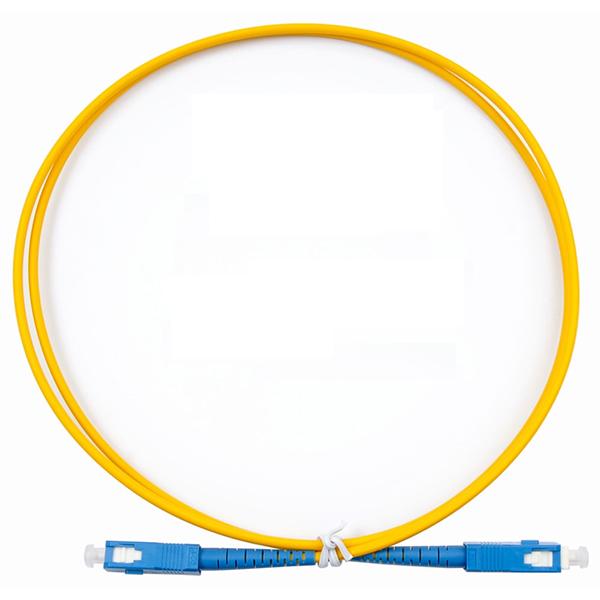 Купить Патчкорд оптический SC/UPC-LC/UPC 3.0mm 3 м