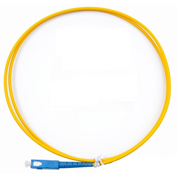 Купить Пигтейл оптический SC/UPC 1 м (made in China), 5 штук в упаковке, цена за 1 шт