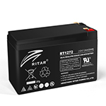 Купить Аккумуляторная батарея AGM RITAR RT1272B, Black Case, 12V 7.2Ah  ( 151 х 65 х 94  (100) ) Q10