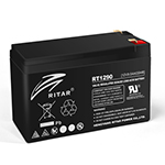 Купить Аккумуляторная батарея AGM RITAR RT1290B, Black Case, 12V 9.0Ah  ( 151 х 65 х 94 (100) ) Q10