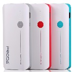 Купить Powerbank (18650) Proda Jane PPL-10, 2xUSB, 5V, 2.1A, 20000mAh, Red, Blister
