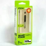 Купить Power bank 7800mAh PZX-C119, USB-1A + mini USB +кабель USB micro, LED фонарик, Rose, Blister-BOX