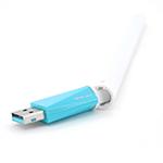 Купить Беспроводной сетевой адаптер с антенной Wi-Fi-USB MERCURY MW150UH, 802.11bgn, 150MB, 2.4 GHz, WIN7/XP/Vista/2K/MAC/LINUX, BOX Q300