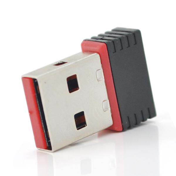Купить Беспроводной сетевой адаптер Wi-Fi-USB CL-UW01 , 802.11bgn, 150MB, 2.4 GHz, WIN7/XP/Vista/2K/MAC/LINUX, Blister Q400