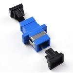 Купить Адаптер оптический Соединение SC \/ UPC-SC \/ UPC SIMPLEX, в пачке по 50 штук Q50 (B4000)