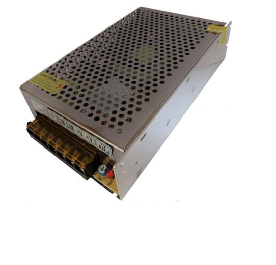 Купить Импульсный блок питания MERLION S-120-12 12В-13.6В 10А (120Вт) перфорированный (159x98x42mm) Q50