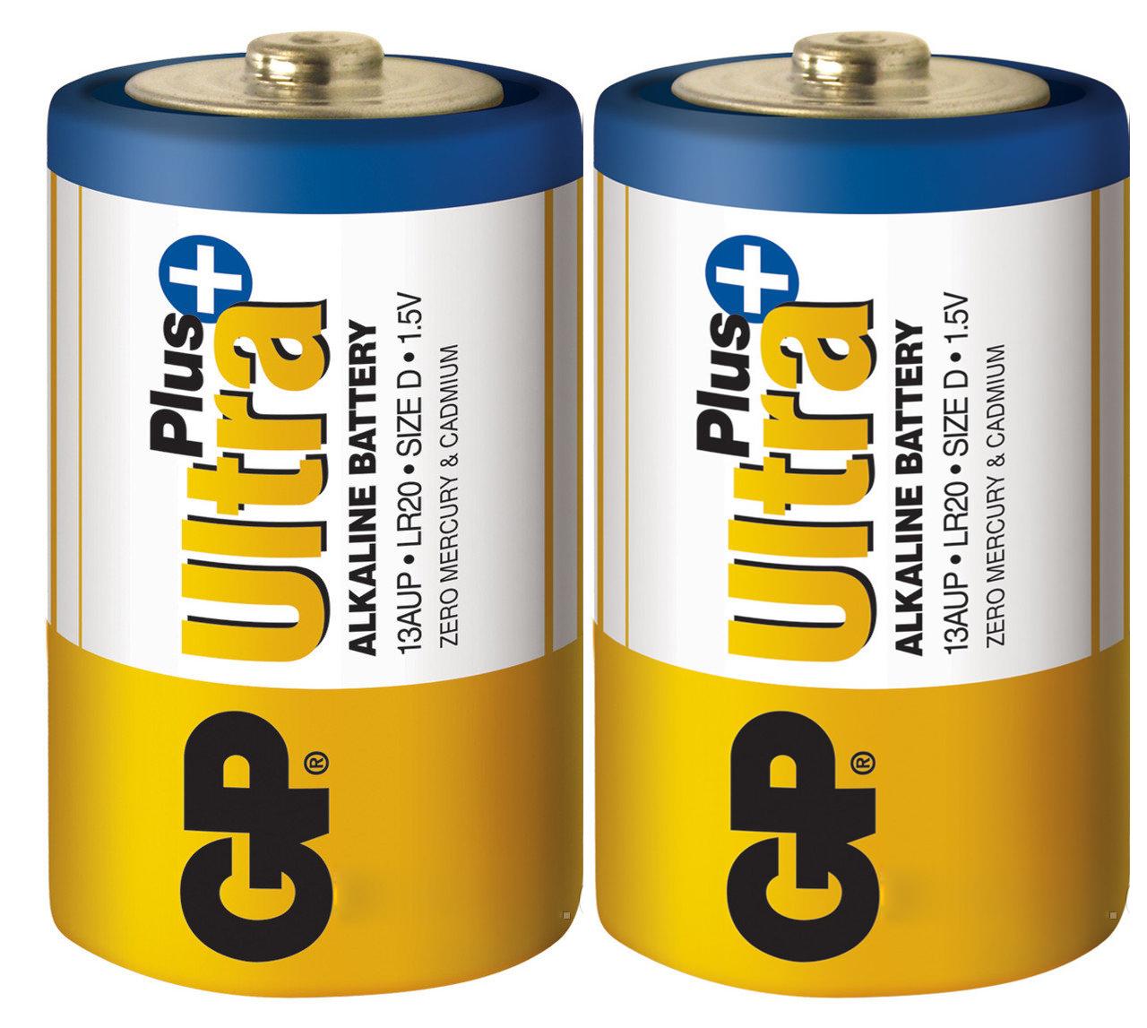 Купить Батарейка GP Ultra 15AU-2UR5 щелочная AA, 5 шт в блистере, цена за блистер