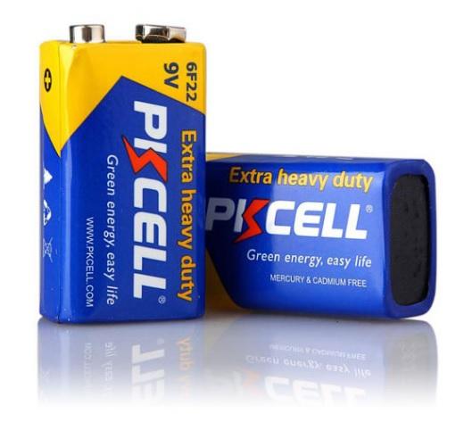 Купить Батарейка щелочная PKCELL 1.5V AA/LR6, 24 штуки в блистере цена за блистер