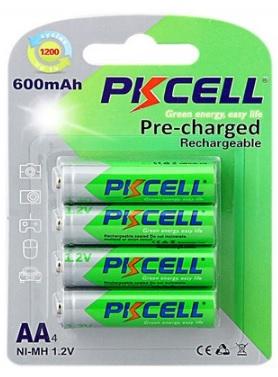 Купить Аккумулятор GODP GD4-AA2700/2B 1.2V  AA 2700mAh NiMH Already Charged, 2 штуки в блистере цена за блистер
