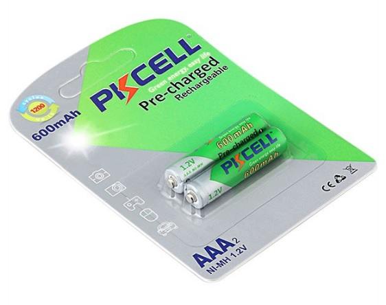 Купить Аккумулятор GODP GD4-AA2300/2B 1.2V  AA 2300mAh NiMH Already Charged, 2 штуки в блистере цена за блистер