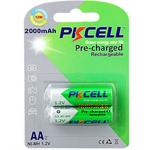 Купить Батарейка солевая PKCELL 1.5V AAA/R03, 4 штуки shrink цена за shrink