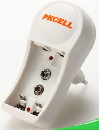 Купить Зарядное устройство PKCELL Standart 2/AA/AAA/крона  battery,цена за блист.