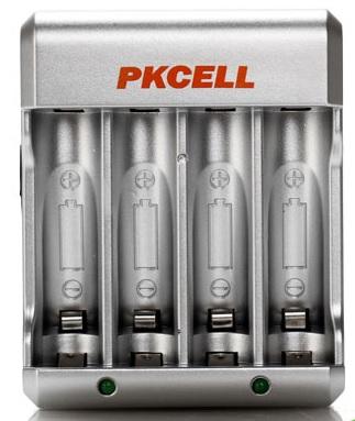 Купить Зарядное устройство PKCELL Standart 4/AA/AAA battery цена за блист.