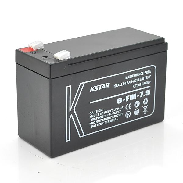 Купить Аккумуляторная батарея KSTAR 6-FM-7.5 12V 7.5Ah (150 x 65 x  95 (100) ) Q5