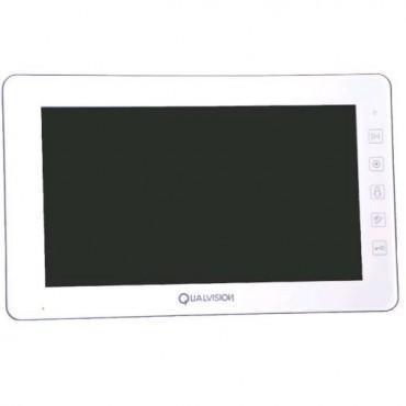Купить Видеодомофон Qualvision QV-IDS4A08 белый 10