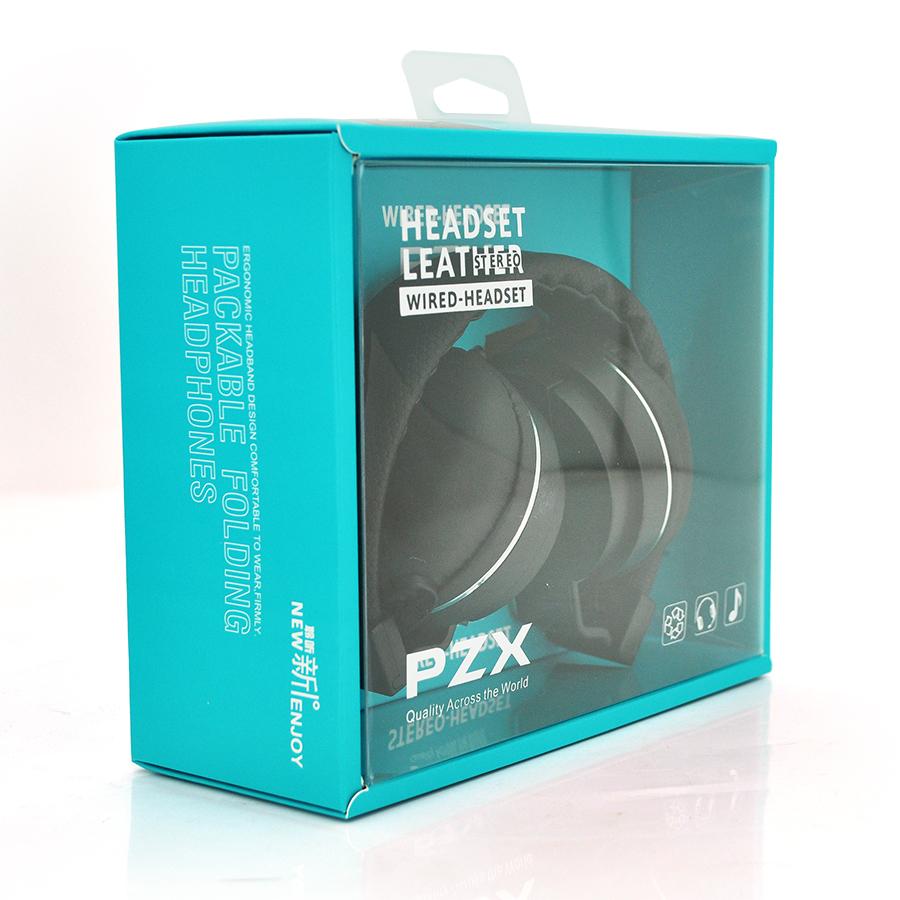 Купить Наушники проводные PZX R-2 Black