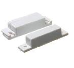 Купить Датчик магнитоконтактный MC-31, 64*12.8*12.8 мм, пластик, белый, под саморез, шурупы, 10 штук в упаковке, цена за упаковку