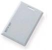 Купить Бесконтактная проксимити карта стандарта Em-Marine (TK4100) С прорезью, толщина 1,6 мм. Рабочая частота 125 КГц