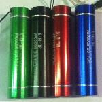 Купить Карманный фонарик Bailong BL-B11, 1LED, 1 режим, корпус- алюминий, питание 2*АА, 85*20мм, Black, ОЕМ