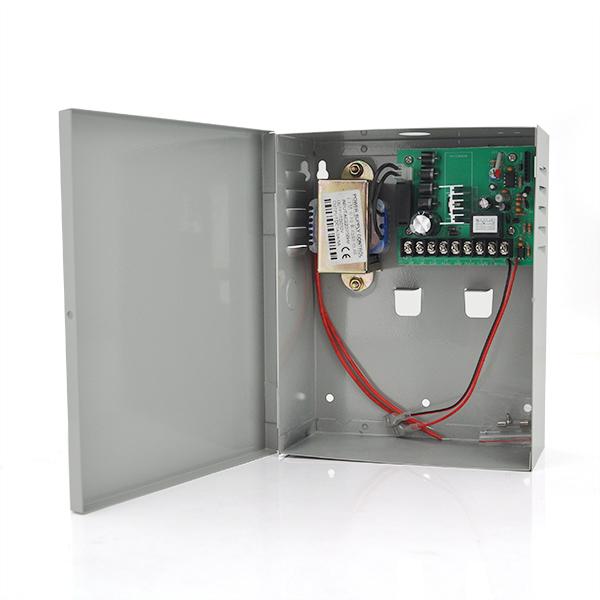 Купить Импульсный источник бесперебойного питания PSU-1018-10А 12V 10А, под АКБ 12V 7-10A, Metal Box  (290*210*95)  (270*205*85)